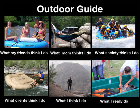 Outdoor Guide | What I really do | Scoop.it