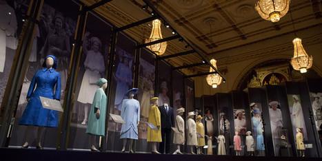 La garde-robe de la reine exposée à Buckingham Palace | Les Gentils PariZiens : style & art de vivre | Scoop.it