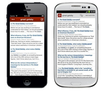 New Mobile Search for iPhone & Android | Everything Marketing You Can Think Of | Scoop.it
