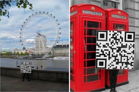 London Tourist Attractions Visited By A Promotional QR Code | QR code news | Scoop.it