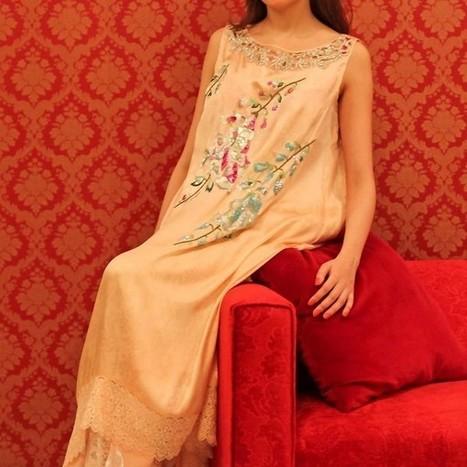 Safia Abbas Girls Summer Kurta Collection 2013 | Fashion Blog | Scoop.it
