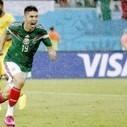 México logra importante victoria ante Camerún   Nube Deportiva   Scoop.it