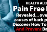 How To Prevent and Repair Back Pain Problems   Health & Fitness   Scoop.it