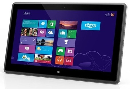 Vizio Tablet PC leads the CES 2013 charge with 11.6-inches of Windows 8 | Sniffer | Scoop.it