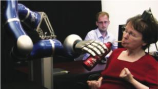 Using the Brain to Move a Robotic Arm   Passe-partout   Scoop.it