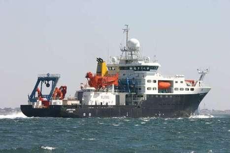 Subsea World News - Researchers Explore 'Dragon Vent' in Indian Ocean | Indian Ocean | Scoop.it