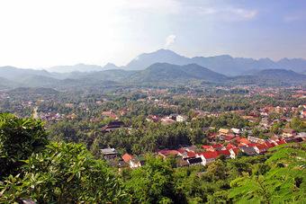 Colina Phou Si de Luang Prabang   Vietnam   Scoop.it