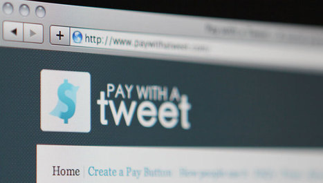 Social Payment System Pay-With-A-Tweet Gets Makeover and White-Labeled | New mobile world | Scoop.it