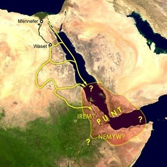 Punt   Egyptology and Archaeology   Scoop.it
