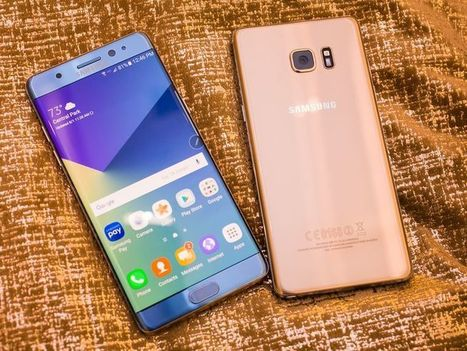 Yes, Galaxy Note 8 will still arrive in 2017 | Mobile Technology | Scoop.it