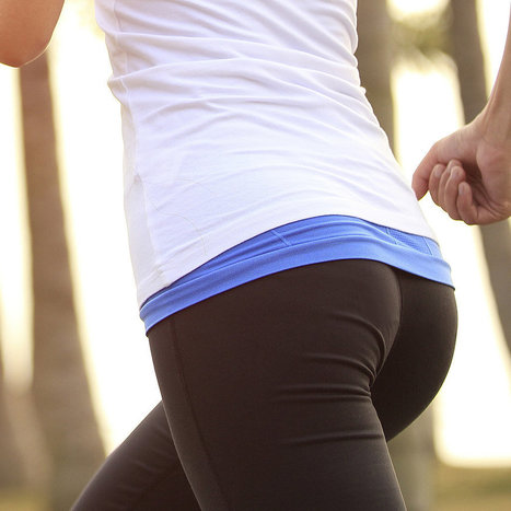 Take Your Butt From Flat to Full With These 11 Moves | Moms & Parenting | Scoop.it