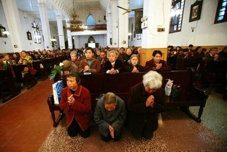 China headed towards being 'largest Christian country' - Regina Leader-Post   Church Demolition Threat Sparks Sit-In in Wenzhou, China   Scoop.it