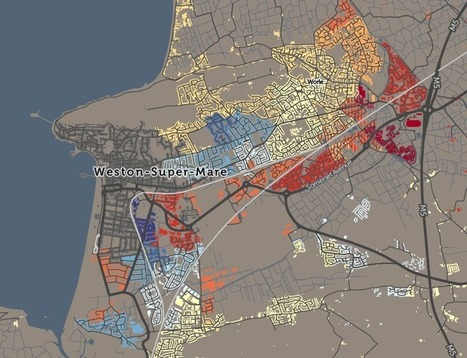 The Age of Buildings | Suprageography | Modern Geospatial Analysis | Scoop.it