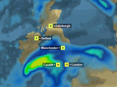 Worst weather since the Great Storm of 1987? UK braces for hurricane-strength winds   Sustain Our Earth   Scoop.it