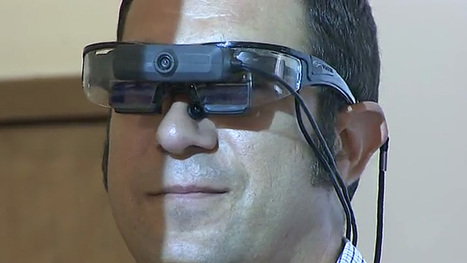 Unas gafas inteligentes facilitan la comunicación del profesor con los alumnos, Telediario  - RTVE.es A la Carta   Habilidades sociales: Comunicación   Scoop.it