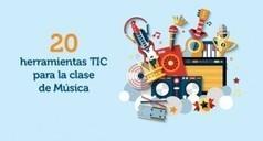 20 herramientas TIC para la clase de Música | aulaPlaneta | ARTE, ARTISTAS E INNOVACIÓN TECNOLÓGICA | Scoop.it