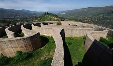 "Italo Lanfredini: ""Arianna Labyrinth""   Art Installations, Sculpture, Contemporary Art   Scoop.it"