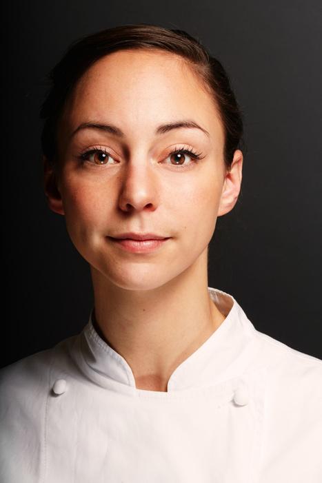 Nina Métayer, chef pâtissière du Grand Restaurant de Jean-François Piège | Chocolat et gourmandise | Scoop.it