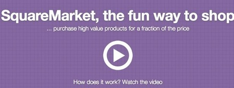 [Nouveau] Square Market, la place de marché e-commerce lancée par Jack Dorsey aux USA | Actualité de l'E-COMMERCE et du M-COMMERCE | Scoop.it