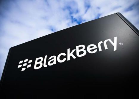 Blackberry n'est pas intéressé par les objets connectés | Les acteurs du marché | Scoop.it
