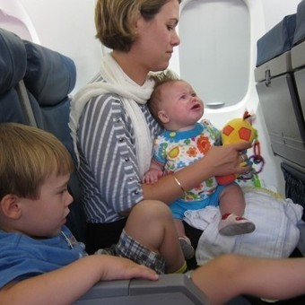Would You Pay $14 to Sit in a Kid-Free Quiet Zone on Your Next Flight?   Emily Approved!   Scoop.it