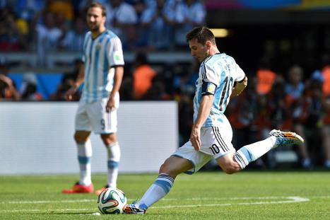 Argentina vs. Nigeria: la selección debe pagar deudas antes de entrar a la etapa decisiva - canchallena.com   Cuarteto B   Scoop.it