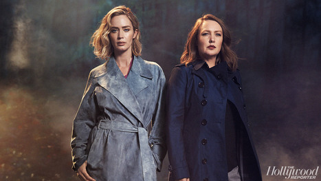 """'Girl on the Train's' Emily Blunt on Gender Double Standards: """"A Woman Is a Drunk, Whereas the Guy's a Partyer"""" 