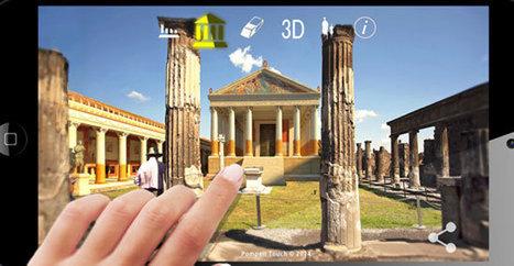 Aplicaciones sobre la Antigua Roma | LVDVS CHIRONIS 3.0 | Scoop.it