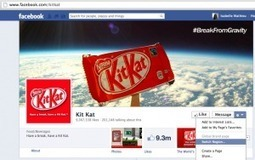 Facebook Lance Les Pages Facebook Globales | Emarketinglicious | Bazar de comm | Scoop.it
