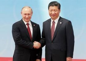 Russia and China seal $400 billion gas deal - Tehran Times | NGOs in Human Rights, Peace and Development | Scoop.it