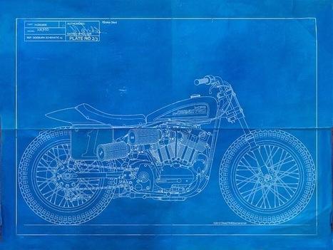 XR750 Blueprint | California Flat Track Association (CFTA) | Scoop.it