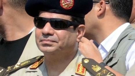 Le maréchal Sissi cultive son image d'homme d'État | Aladin-Fazel | Scoop.it
