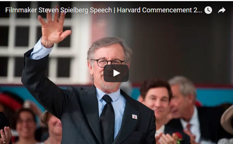 Steven Spielberg Challenges Harvard Graduates To Act In Face Of Hatred | Empathy and Compassion | Scoop.it