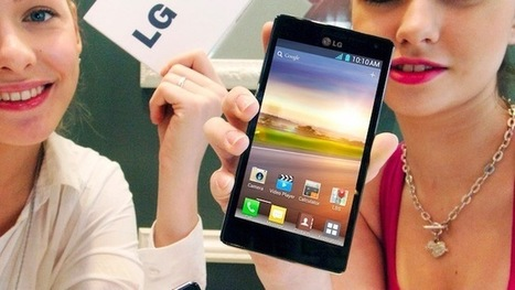 LG Optimus G apunta muy alto | Mobile Technology | Scoop.it
