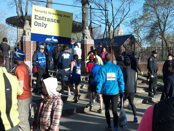 Security High As Runners Take Part In Two Races Around The City - CBS Local   Running NYC   Scoop.it