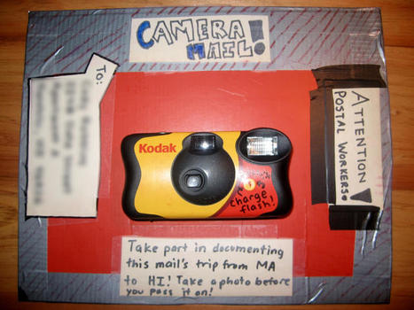 Smile, you're on camera mail! A camera's journey across America - Toronto Star   Everything Photographic   Scoop.it