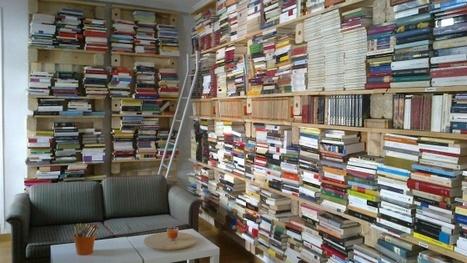 Una librería en Madrid donde puedes no pagar | Hainbat gai | Scoop.it