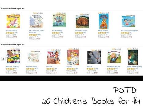 POTD: Children's Books: 26 Books For $1 Each - | TeachThought | Scoop.it
