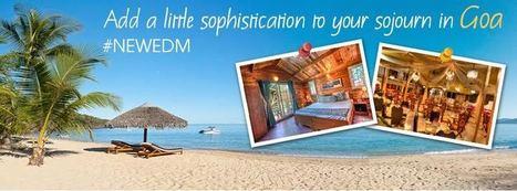 Beach Accommodation in Goa Manifolds Your Honeymoon Delight | Alpana Sharma | Scoop.it