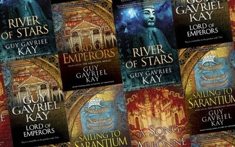 The fantastic fiction of Guy Gavriel Kay | C2C Journal | Canadian literature | Scoop.it