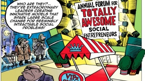 Letter to a Young Social Entrepreneur: the poor are not the raw material for your salvation | Pioneers Post | social innovation management | Scoop.it