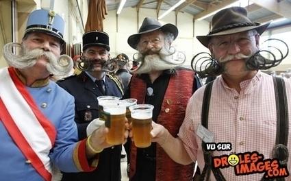 Un concours de moustaches | Moustaches | Scoop.it