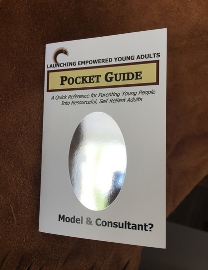 Launching Empowered Young Adults Pocket Guide | Young Adults | Scoop.it