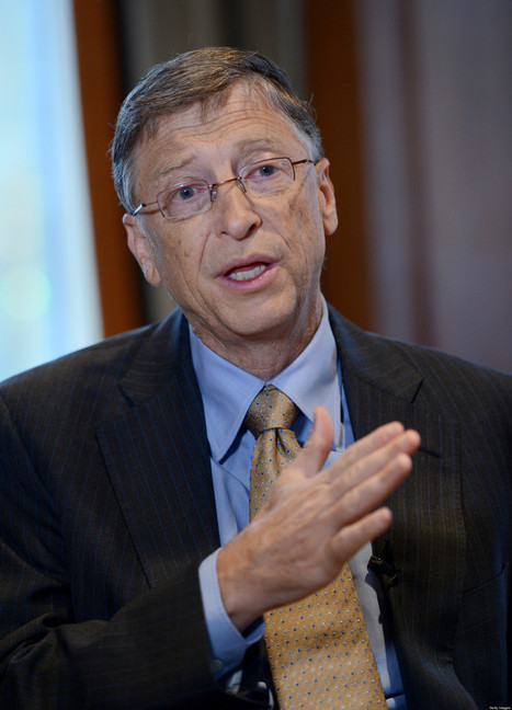 Bill Gates's Education Philanthropy Over Time; New York City Parents Sue Over ... - Huffington Post (blog) | RK Bill Gates | Scoop.it