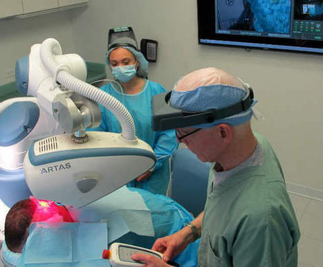 Restoration Robotics Raises $45M for Robotic Hair Transplants - Robotics Business Review   Robolution Capital   Scoop.it