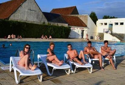 La piscine dotée de nouveaux équipements - 29/07/2014, Vatan (36) - La Nouvelle République | Vatan Tourisme | Scoop.it