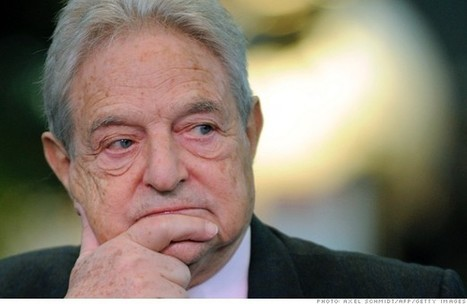 Soros (and others) flees bank stocks | Hidden financial system | Scoop.it