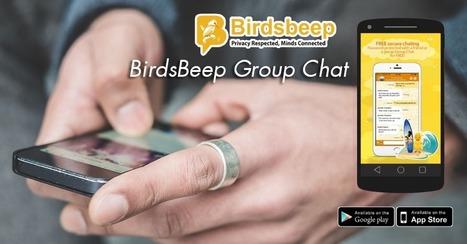 Discussing BirdsBeep's Group Chat Feature | Birds Beep | Scoop.it