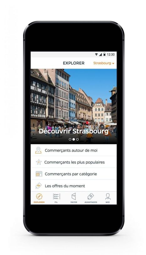 Fivory paiement mobile Strasbourg   Alsace Créative   Scoop.it