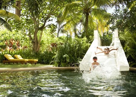 Kids Club for Children in One&Only Reethi Rah, Maldives | Maldives Travel | Scoop.it